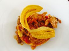 There are few dishes in Puerto Rico that are as treasured as mofongo. It's as classic as a refreshing piña colada,and you'll be hard pressed to find a restaurant on the island that doesn't offer it. Mofongo is made from mashed plantains, crunchy pork rinds, and flavorful garlic and is usuallyserved right out of the