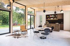 A Semi-Detached House in Belgium