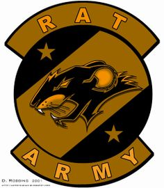 Battle School Army Insignia | Ender's Ansible