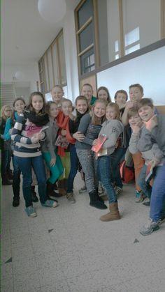 Mijn klas <3!