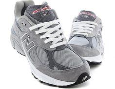 Deportivos auténticos zapatos de los pares zapatillas presidenciales 2013 de los hombres zapatos M990 993