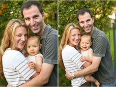 and baby photo ideas Easy pose for older babies - mom holds them across her body, then dad hugs them . Easy pose for older babies - mom holds them across her body, then dad hugs them both. So sweet (and brings their faces close! Family Picture Poses, Family Photo Sessions, Family Posing, Family Portraits, Family Photos, Mini Sessions, Children Photography, Photography Poses, Newborn Photography
