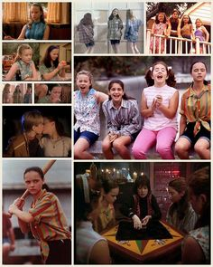 """One of my favorite transitional junior high into high school movies... """"Now & Then"""" which starred everyone's favorite 90's kids - Christina Ricci & Devon Sawa."""