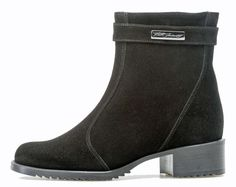 Pertti Palmroth Classics ankle boot black suede Black Ankle Boots, Knee Boots, Italian Leather, Black Suede, Booty, Classic, Shoes, Fashion, Moda Femenina