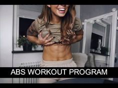 ABS WORKOUT PROGRAM   Quick and effective abs workout   Christmas calendar day 15 - YouTube