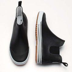 Mini rain boots
