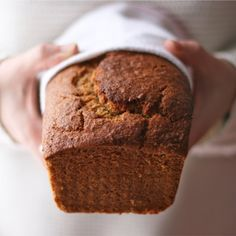 Coconut Banana Loaf - This loaf will warm you up and lift your spirit even on the coldest days.