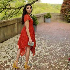 Prima Lace Dress #Anthropologie #MyAnthroPhoto