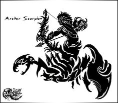 Scorpio-Sagittarius,sketch for tatoo _______*________*________*____________ Scorpio Sagittarius Cusp, Sagittarius Tattoo Designs, Side Tattoos, Cool Tattoos, Tatoos, Tattoo Scorpion, Revolution Tattoo, Astrology Tattoo, Flame Art