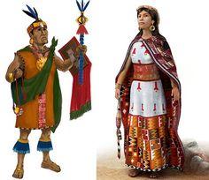 Inca y coya