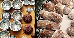 Medvedie labky - Receptik.sk Grill Pan, Christmas Cookies, Almond, Grilling, Sweets, Baking Biscuits, Griddle Pan, Xmas Cookies, Good Stocking Stuffers