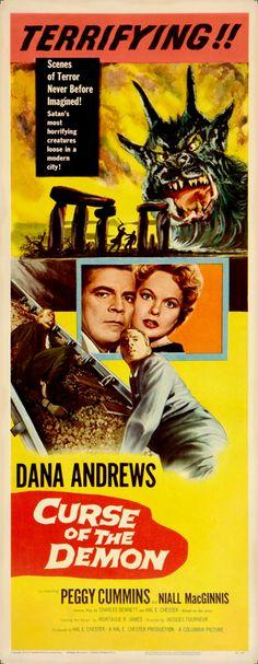 La noche del demonio (1957