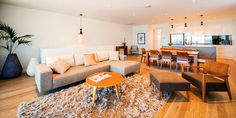Hospital Home Lottery Grand Prize Showhome - Living Area View 1