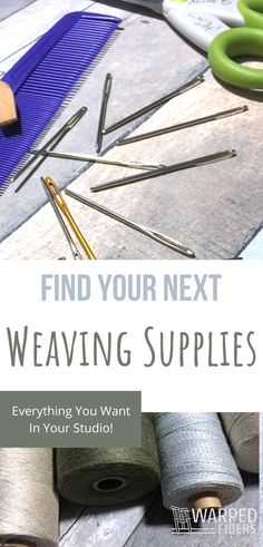 Tapestry Weaving, Loom Weaving, Fabric Sewing, Weaving Projects, Wool Yarn, Woven Rug, Wall Hangings, Diy Wall, Fiber Art