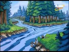 ▶ The Magic School Bus Season 3 Episode 8 The Magic School Bus Goes Upstream Science Classroom, Classroom Ideas, Magic School Bus, Animal Habitats, Early Childhood Education, Life Cycles, Story Time, Social Studies, How To Find Out