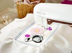 Large Embroidery Area | Capability