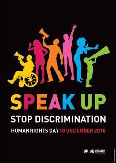 Discrimination human and true image