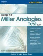 Master the Millers Analogies Test (Academic Test Preparation Series)