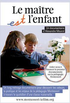 Un long métrage documentaire pour découvrir les valeurs, la pratique et les enjeux de la pédagogie Montessori à travers le quotidien d'une classe maternelle.