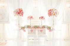 Decord luxury wedding