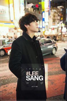 IMFACT // Lee Sang