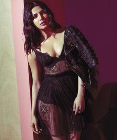 I don't crush on people, they crush on me - Priyanka Chopra