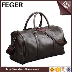 Mens Large Genuine Leather Travel Bags Luggage Handbag Shoulder Duffle Gym Bags - Travel Duffel Bags - Ideas of Travel Duffel Bags Mens Travel Bag, Travel Bags, Travel Luggage, Cheap Travel, Sac Week End, Leather Duffle Bag, Leather Luggage, Travel Handbags, Bucket Handbags