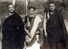 H.H 16th Karmapa,Togdon Choelek,H.E. 8th Kyabgon Khamtrul Rinpoche