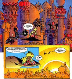 Sandman - Ramadan - Craig P Russell