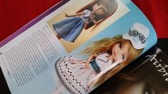 Lila doll on Haute doll magazine