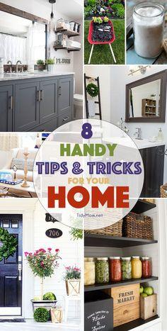 8 Handy Tips & Trick