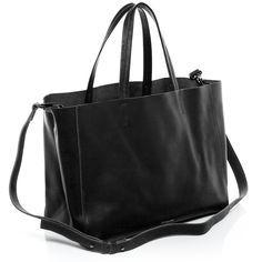 FEYNSINN Handtasche JAX - Leder Henkeltasche schwarz Taschen Damen Henkeltaschen