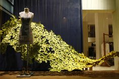 "Anthropologie,""Autumn is a second Spring when every leaf is a flower"", pinned by Ton van der Veer"