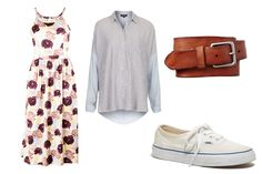 How Do I Wear Sneakers and a Dress Without Feeling Too Young - Spring Style Tips - Elle