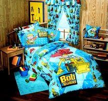 Bob The Builder Kids Bedding for Boys