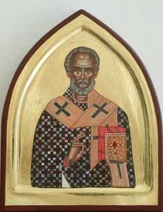 https://en.wikipedia.org/wiki/Saint_Nicholas   The historical Saint Nicholas is commemorated and revered among Anglican,[8] Catholic, Lutheran, and Orthodox Christians. In addition, some Baptist,[9] Methodist,[10] Presbyterian,[11] and Reformed churches have been named in honor of Saint Nicholas.[12] Saint Nicholas is the patron saint of sailors, merchants, archers, repentant thieves, children, brewers, pawnbrokers and students in various cities and countries around Europe.