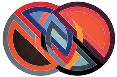 SFMOMA | SFMOMA | Explore Modern Art | Our Collection | Frank Stella | Firuzabad Like this.