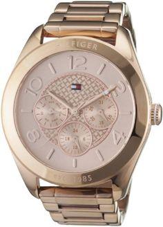 ca17f33a40d Tommy Hilfiger Womens Quartz Watch
