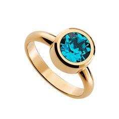 Δαχτυλίδι LOISIR από την συλλογή Crystal Rock