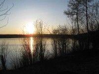 Minaker River at Minaker River Park BC