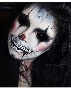 #venomousvanity at instagram Sugar Skull Halloween