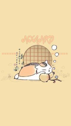 Japanese Wallpaper Iphone, Asian Wallpaper, Wallpaper Iphone Cute, Japanese Art Styles, Cute Japanese, Anime Cat, Manga Anime, Chibi, Natsume Takashi