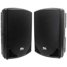 Powered Speakers | Powered 15 Inch Speakers | Powered 15 Inch PA Speakers | Powered 15 Inch DJ Speakers | Powered Pro Audio Speakers | Active Speakers | Active 15 Speakers | Active PA Speakers | 15 Inch Active Speakers | 15 Inch Powered Loudspeaker $499.99