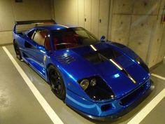 F40 LM Competizione