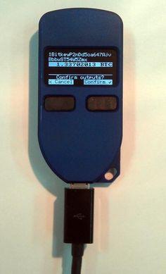 Trezor-hardware-wallet