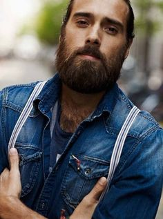 Complement your fall look with a beautiful, well groomed beard. Avoid that patchy, sparse thin look by getting your beard shaped and maintained ...