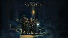 Legend of Grimrock. Awesome old school dungeon crawler.