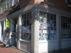 Derby Square Bookstore in Salem MA