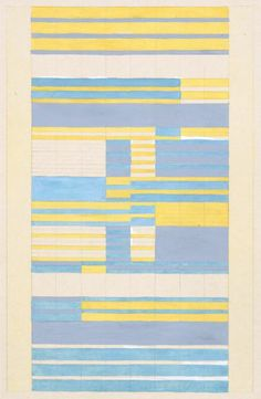 #annialbers Design for a Tapestry | Harvard Art Museums
