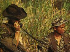 Vietnam War Green Berets   Vietnam war era pics of special units, LRRPS, MACV SOG,AATV,SEALS,FFL ...
